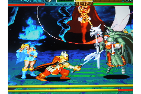 Dungeons & Dragons: Shadow over Mystara Review | Obscure ...