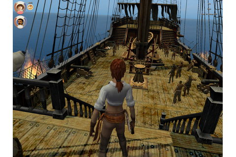 FREE DOWNLOAD GAME Age of Pirates: Caribbean Tales Full Version