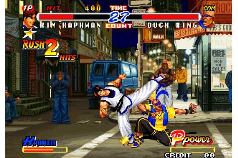 Real Bout Fatal Fury 2: The Newcomers | Retro Gamer