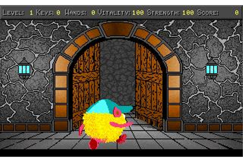 Freakin' Funky Fuzzballs Download (1990 Puzzle Game)