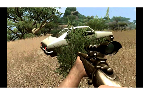 Far Cry 2 Gameplay PC [HD] - YouTube