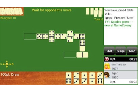 [FREE GAME] Domino Live app for Android - BlackBerry ...