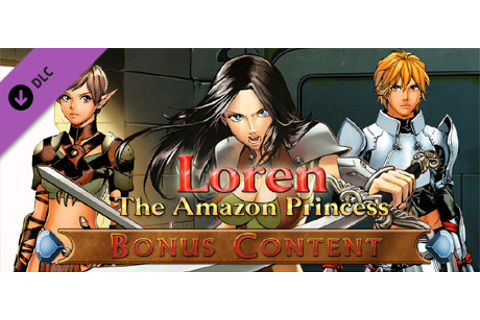 Loren the Amazon Princess - Bonus Content on Steam