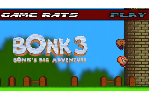 Bonk 3: Bonks Big Adventure (TurboGrafx 16) - Game Rats ...