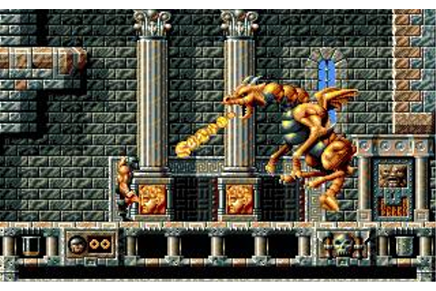 Gods Download (1991 Arcade action Game)
