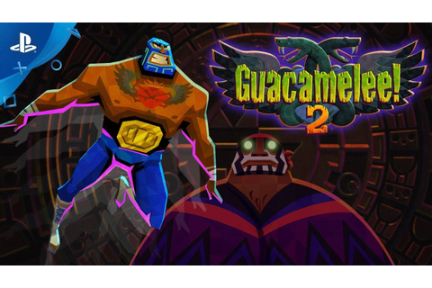 Guacamelee! 2 – Announce Trailer | PS4 - YouTube