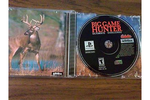 Cabela's Big Game Hunter Ultimate Challenge Details ...