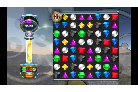 Bejeweled Twist - Zen game over! - YouTube