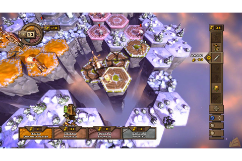 Greed Corp Game - Free Download PC Games and Software