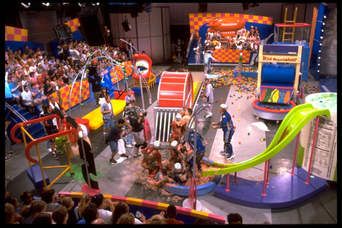Viacom's Nickelodeon Reboots Iconic '80s 'Double Dare ...