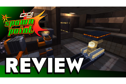 Infinifactory | Game Review - YouTube