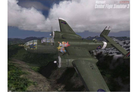 Microsoft Combat Flight Simulator 3: Battle for Europe ...