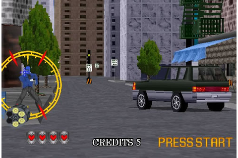 Download Virtua Cop 2 shooter for Windows XP/98/95 (1997 ...
