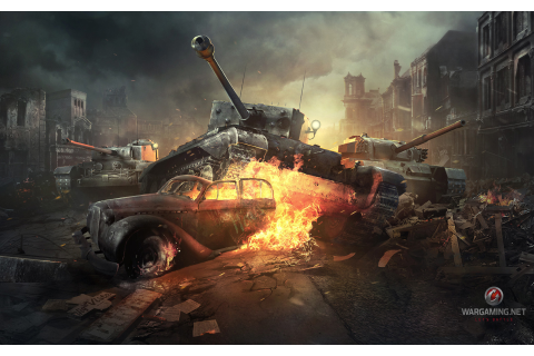 World of Tanks Online Game Wallpapers | HD Wallpapers | ID ...