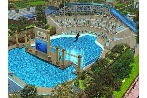 Pretparkgames: SeaWorld Adventure Parks Tycoon Pc Game ...