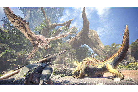 Community Blog by JuIc3 // Impressions: Monster Hunter World