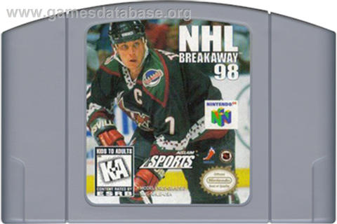 NHL Breakaway 98 - Nintendo N64 - Games Database