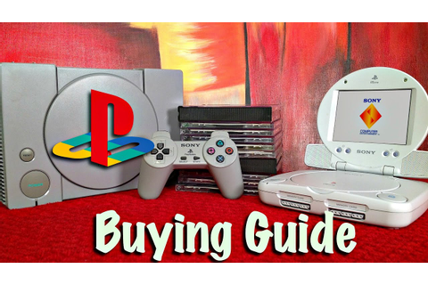 PS1 Beginners BUYING GUIDE & Best Games - YouTube