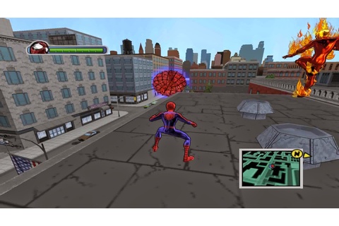 Ultimate Spider Man game ~ OPA Games