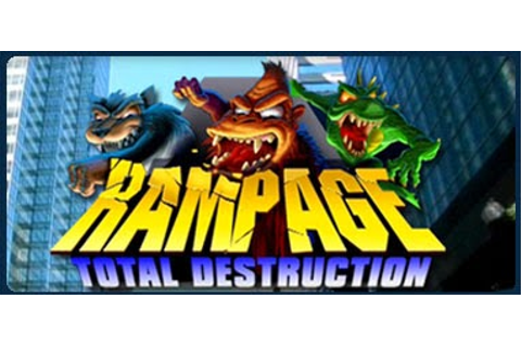 Nay's Game Reviews: Game Review: Rampage: Total Destruction