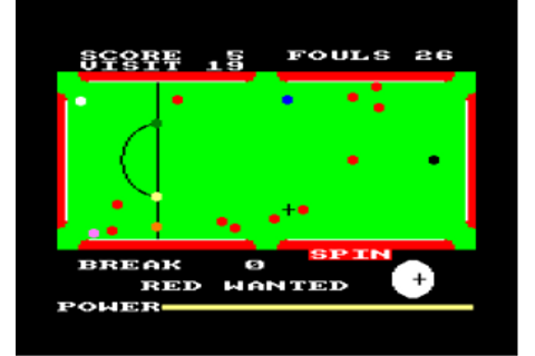 Steve Davis Snooker | Retro Gamer