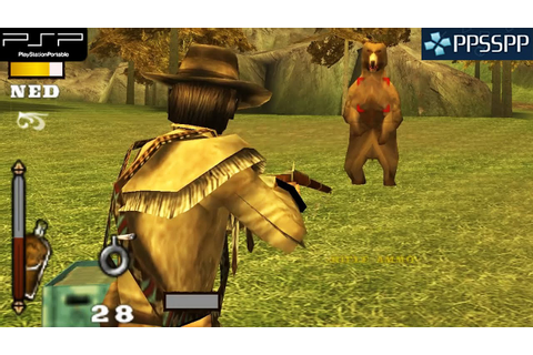 Gun Showdown - PSP Gameplay 1080p (PPSSPP) - YouTube