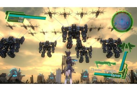Earth Defense Force 4.1 Review (PS4) - GlitchFreeGaming