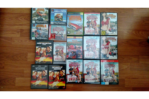 Dukes of Hazzard Collector: Foreign Dukes of Hazzard ...