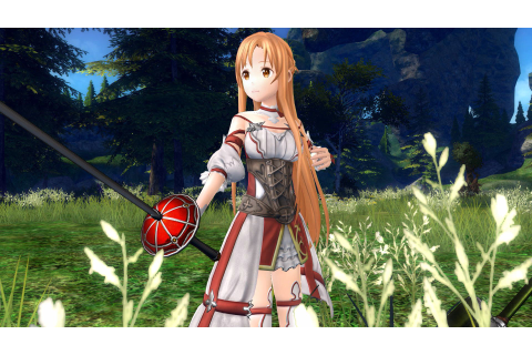 Sword Art Online: Hollow Realization Coming West on PS4 ...