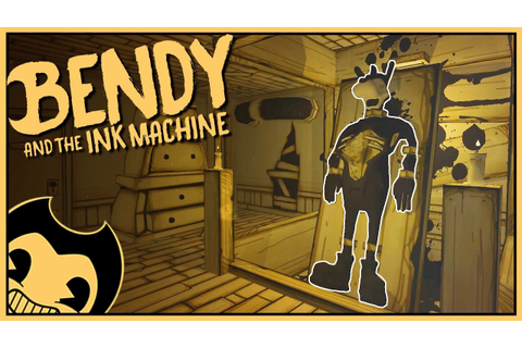 Descargar Bendy and the Ink Machine para pc | Mediafire ...