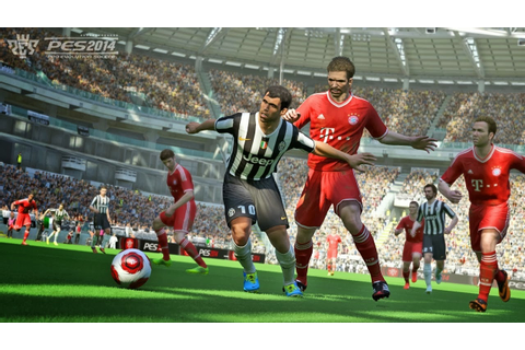 Free Download Pro Evolution Soccer 2014 Full Version ...