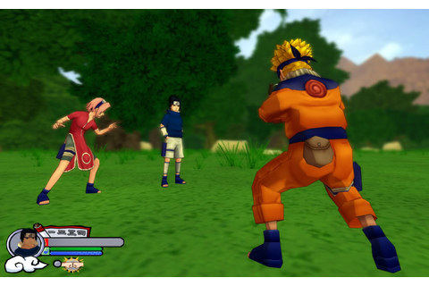 Free Download Naruto Shinobi Breakdown PC Full Version ...