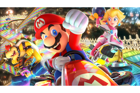Mario Kart 8 Deluxe domina le classifiche eShop di Switch ...