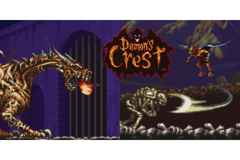 Demon's Crest™ | Super Nintendo | Games | Nintendo