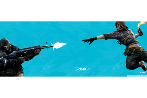 Brink 4K HD Desktop Wallpaper for • Wide & Ultra ...