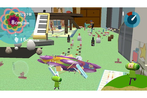 All-New Katamari Damacy Game Rolling Onto PS Vita from ...