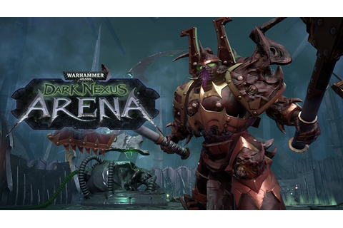 Warhammer 40,000: Dark Nexus Arena – Steam Early Access ...