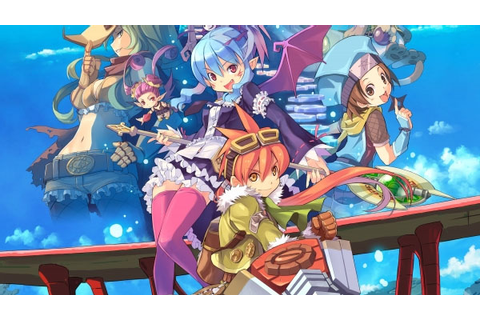 Zwei II Plus for PC coming west as Zwei: The Ilvard ...