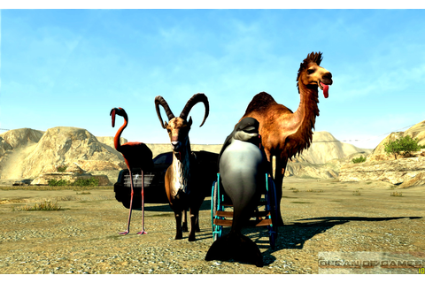 Goat Simulator PAYDAY Free Download - Ocean Of Games