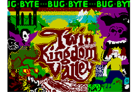 Download Twin Kingdom Valley (Commodore 16, Plus/4) - My ...
