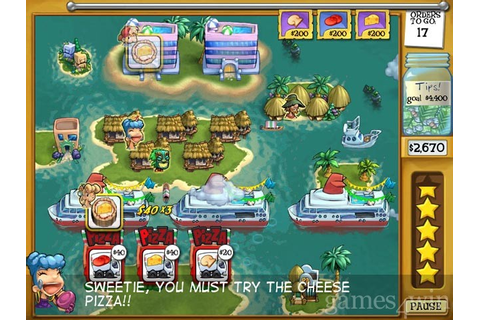 Pizza Frenzy Download on Games4Win