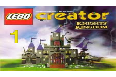 Let's play old games - Lego creator (knights kingdom ...