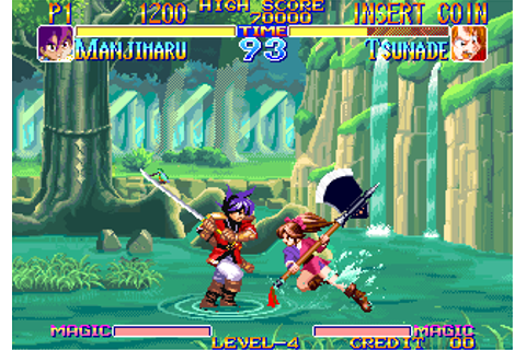 Kabuki Klash: Far East of Eden ROM Download for Neo Geo ...