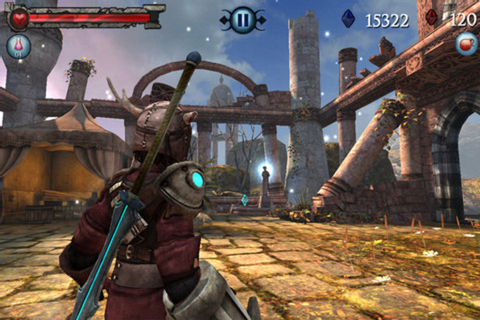 Free version of action-adventure mobile game Horn available