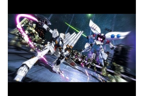 CGRundertow DYNASTY WARRIORS: GUNDAM 3 review for Xbox 360 ...