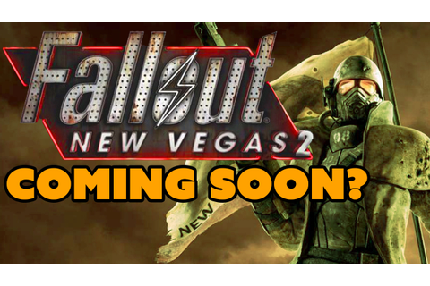 Fallout New Vegas 2 COMING SOON? - The Know Gaming News ...