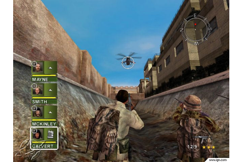 Conflict: Desert Storm 2 Screenshots, Pictures, Wallpapers ...