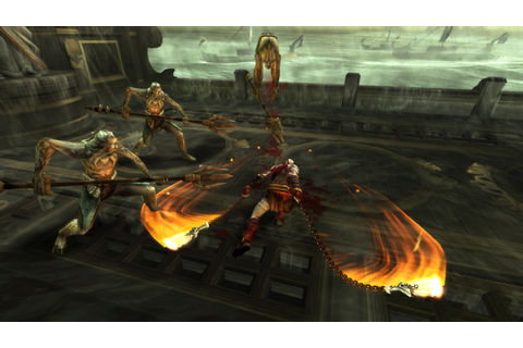 Amazon.com: God of War: Ghost of Sparta - Sony PSP: Video ...