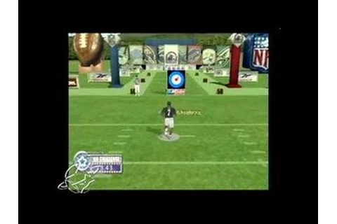 NFL QB Club 2002 PlayStation 2 Gameplay_2001_08_29_1 - YouTube