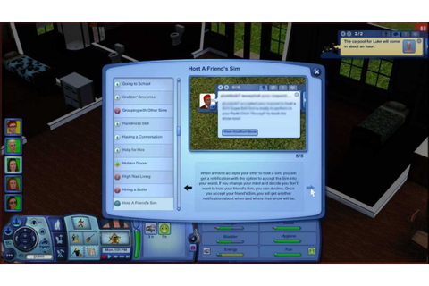 Oh Em Gee Let's Play Sims 3: Part 10 'Confused By SimPort ...